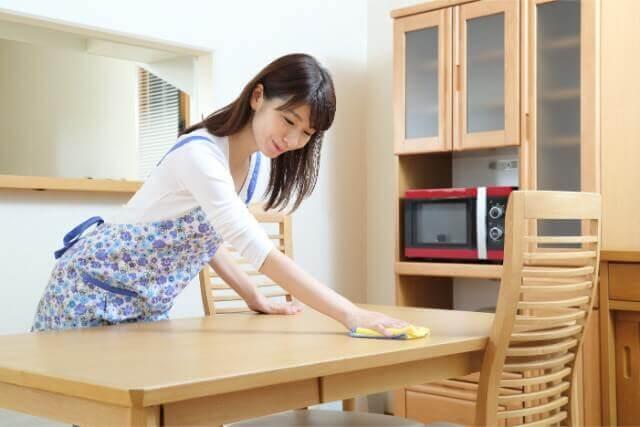 今流行りのハウスクリーニングは不用品回収もしてくれるのか