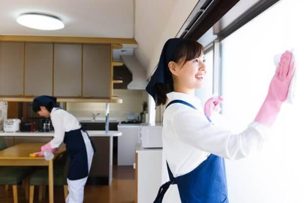 窓・サッシ周りのハウスクリーニングは業者の腕の見せどころ
